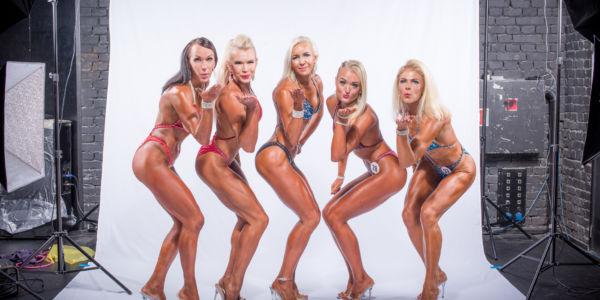 28 Alice Mikk, 30 tatiyana Pudovkina, 31 Maria Jõela, 34 Gea Taavelt, 37 Anneli Volkov